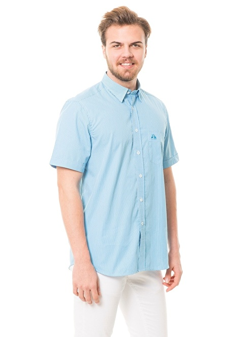Karaca Gömlek Mavi